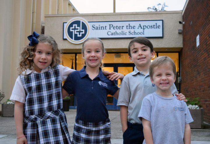 Saint Peter the Apostle Catholic School - Savannah GA St Peter the
