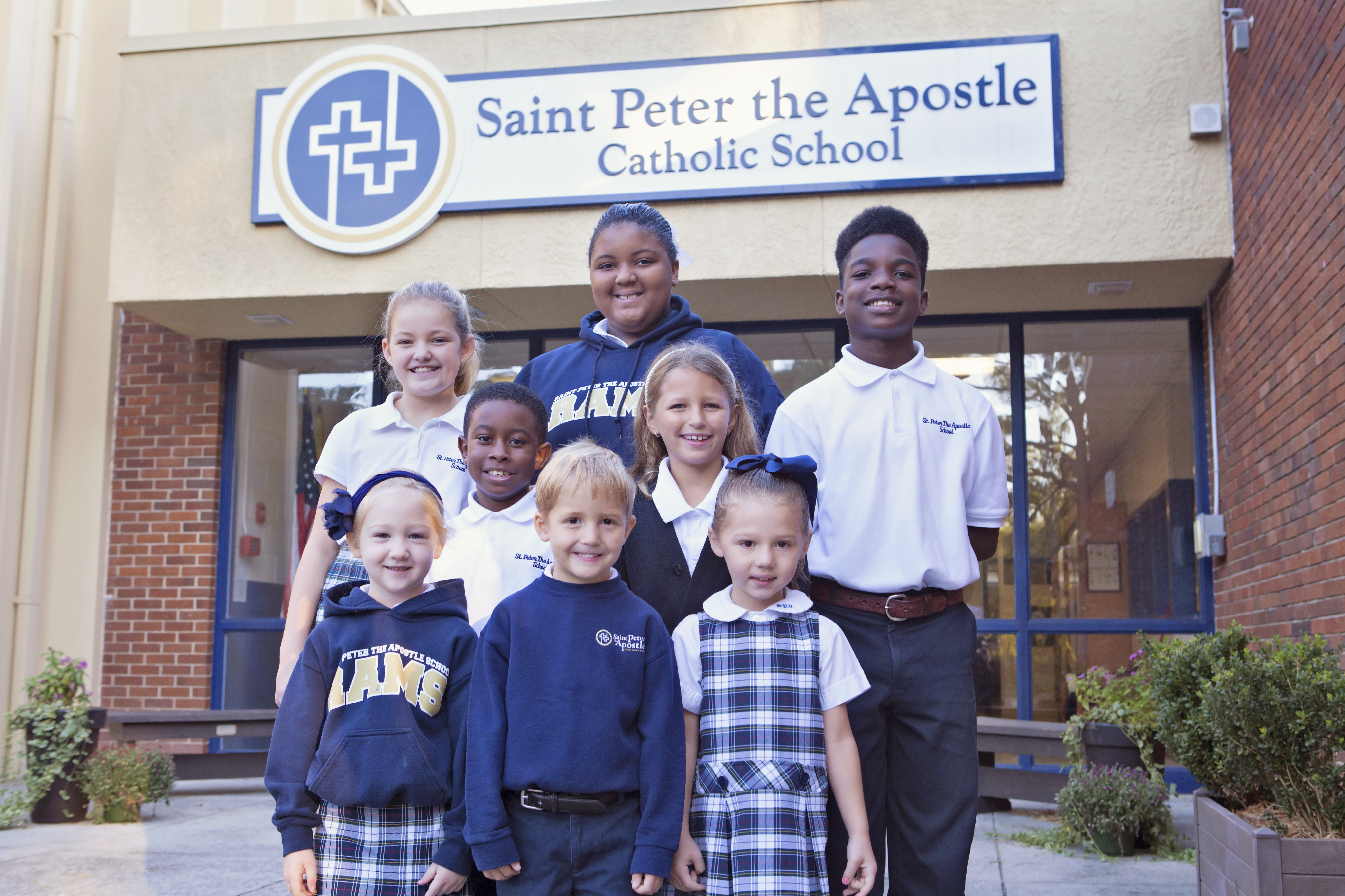 About Our School - St Peter the Apostle Catholic School St ...