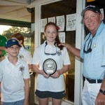Rin wins golf 560
